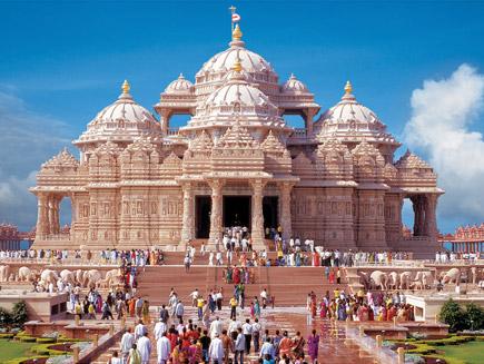 Hindu Temple in New Delhi