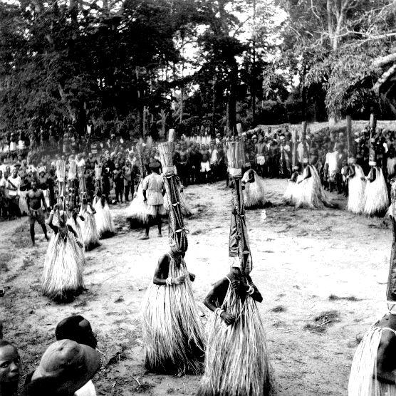 Boys Initiation Ceremony, Nkporo