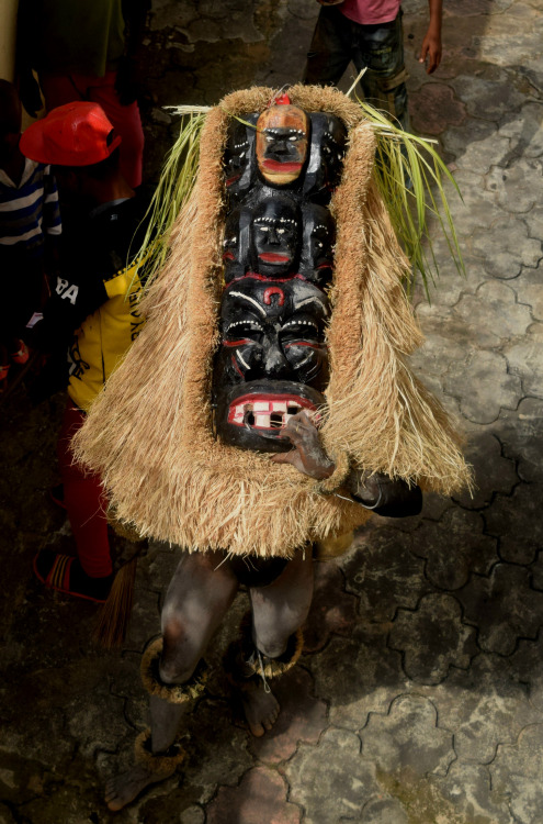 Ekpo Ancestral Mask - Atani, Arochukwu