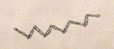 Uli symbol for Amadioha