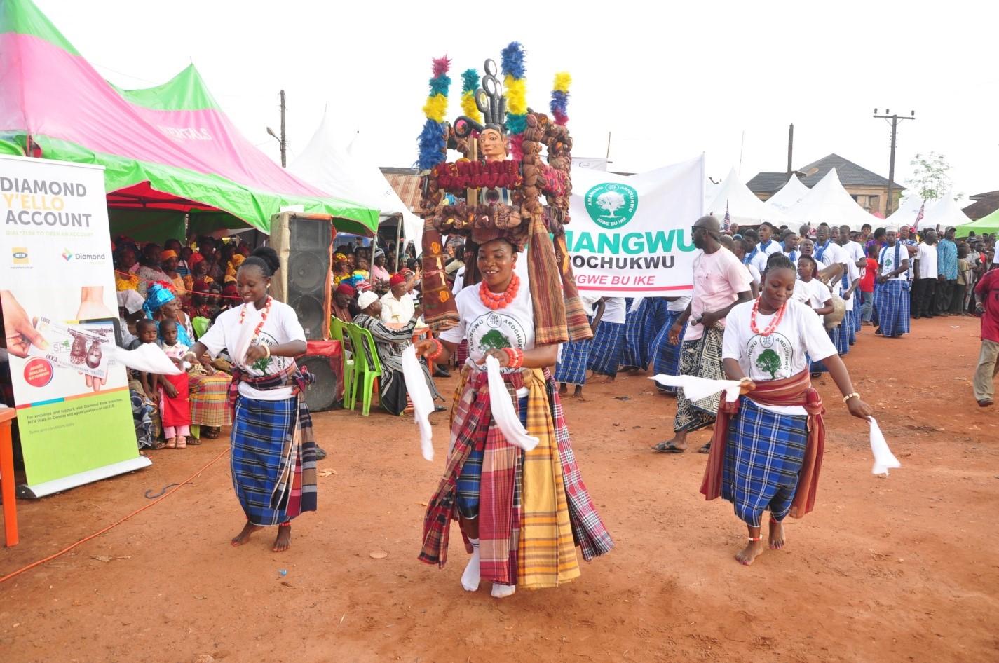 Image result for The Arochukwu Festival (Ikeji Aro)